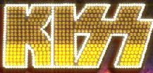 Kiss video slots musik logo