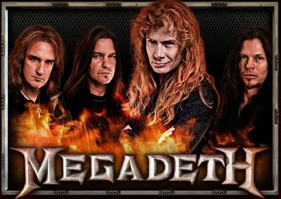 MegaDeth video slots pic